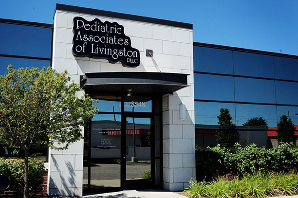 Pediatric Associates of Livingston - Our Facility